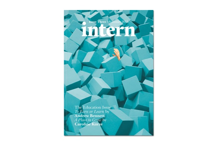 'Intern Magazine' Issue 3