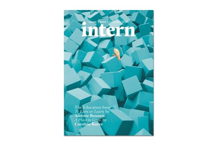 'Intern Magazine' Issue 3
