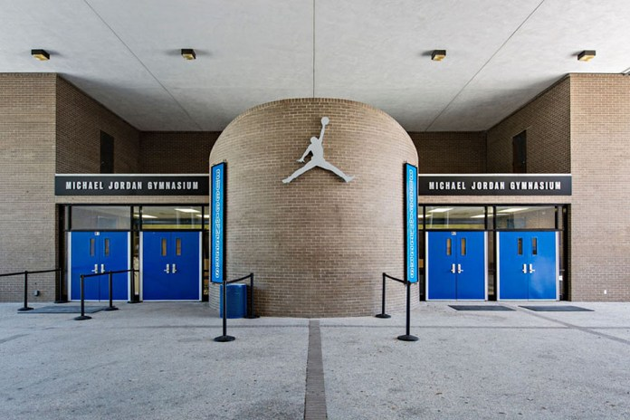 Jordan Brand Renovates Michael Jordan's High School Gym for Its 30th Anniversary