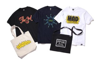 JUST LIKE HONEYEE x FORTY PERCENTS AGAINST RIGHTS 2015 Spring/Summer Collection