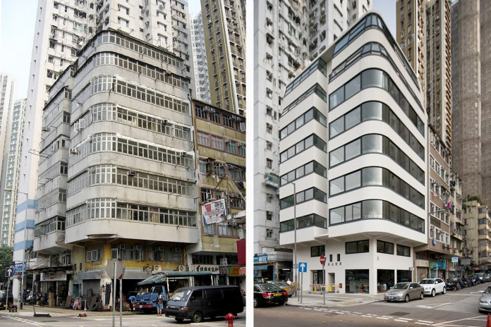 K.P.D.O. Breathes New Life Into Aging Hong Kong Tenement Building