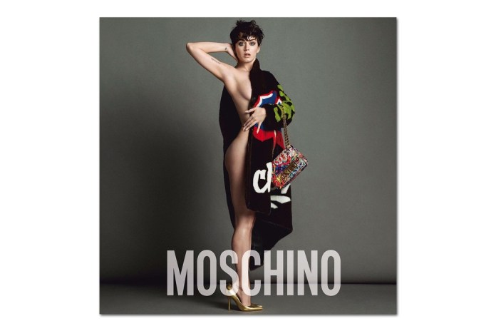 Katy Perry Stars in Moschino's 2015 Fall/Winter Campaign by Inez & Vinoodh