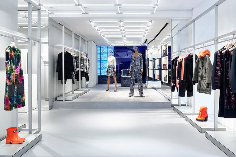 KENZO Opens Milan Flagship Store