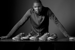 Kevin Durant Details Upcoming Colorways of the Nike KD 8