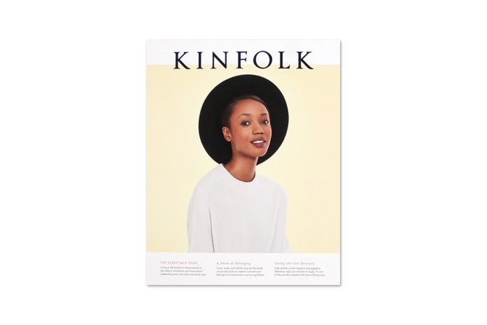 'Kinfolk' Volume 16: The Essentials Issue