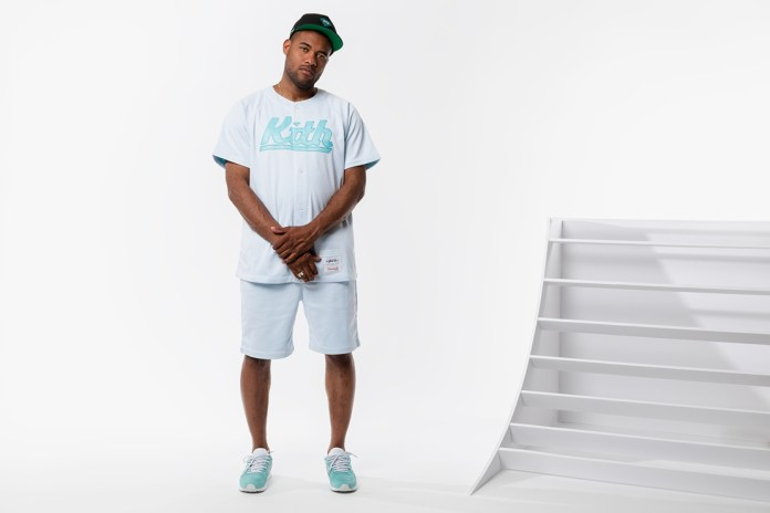 KITH x Diamond Supply Co. 2015 Summer Lookbook