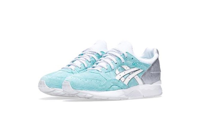 "A First Look at the KITH x Diamond Supply Co. x ASICS GEL-Lyte V ""Tiffany"""