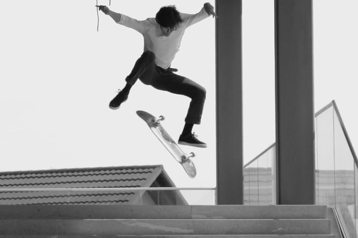 "Kristijan Stramic's ""Signature"" Brings a New Perspective on Street Skating"