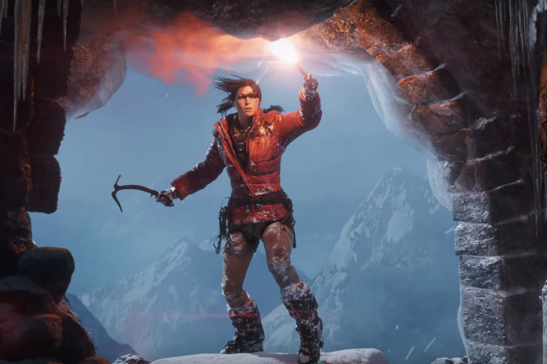 Lara Croft Returns in 'Rise of the Tomb Raider' Trailer