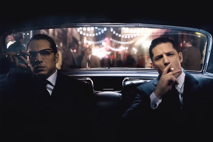 'Legend' Official Trailer Starring Tom Hardy and Emily Browning