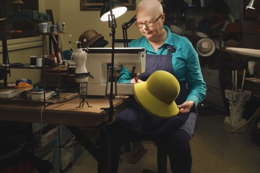 Legendary Hatmaker Dayna Pinkham Talks Patience, Artistry and How She Learned Her Trade