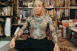 Legendary Tattoo Artist Horiyoshi III Talks Full Body Tattoos & the Importance of the Moment