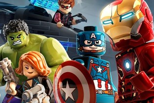 LEGO Is Releasing a 'Marvel's Avengers' Game