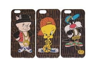 Looney Tunes x Moschino iPhone Cases