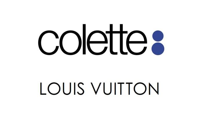 Louis Vuitton to Launch Men's Pop-Up @ colette Paris