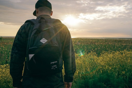 LRG x JanSport 2015 Summer Lookbook Shot by Street Dreams Magazine