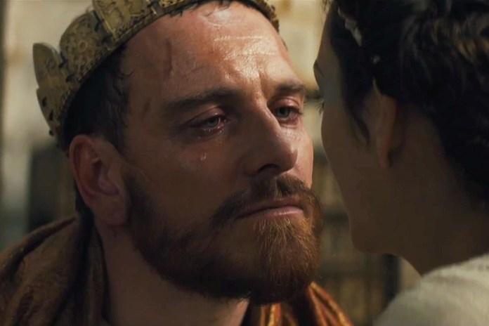 'Macbeth' Official Trailer Starring Michael Fassbender & Marion Cotillard