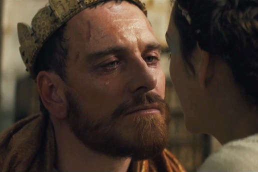 'Macbeth' Official Trailer Starring Michael Fassbender & Marion Cotillard