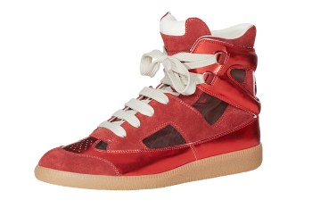 Maison Margiela 2015 Spring/Summer Cut Out Sneaker