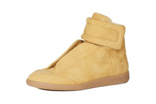 Maison Margiela 2015 Spring/Summer Future High Top Sneaker