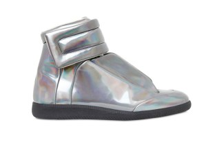 "Maison Margiela Future High Top ""Iridescent"""