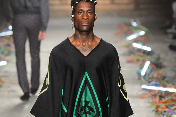 Marcelo Burlon County of Milan 2016 Spring Collection