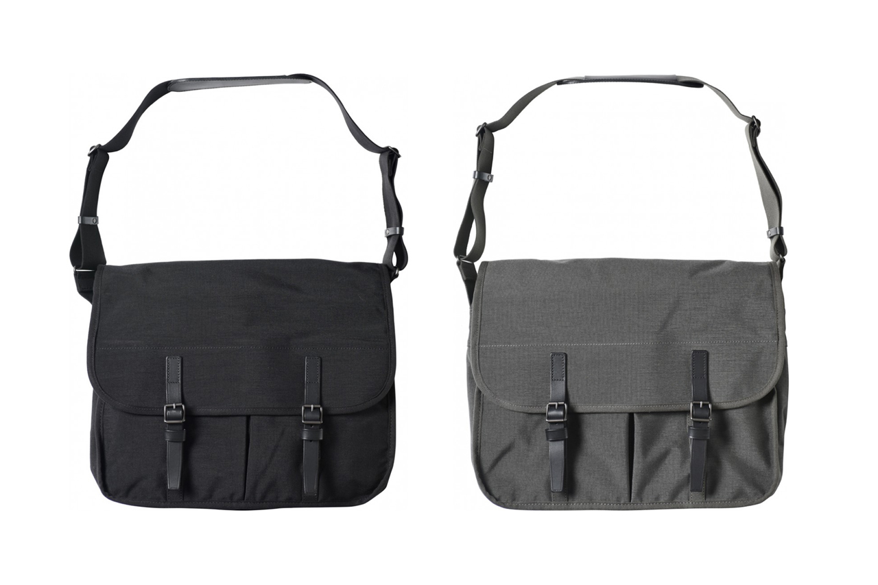 Margaret Howell x Porter 2015 Spring/Summer Satchel Collection
