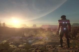 'Mass Effect: Andromeda' Official Announcement Trailer