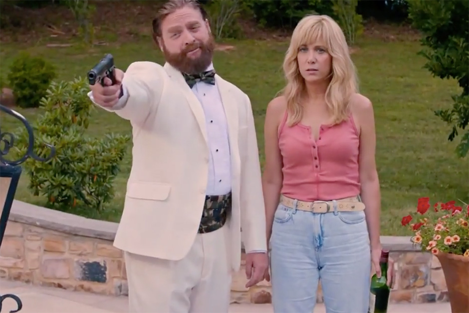 'Masterminds' Official Trailer #2