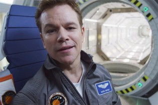 Matt Damon Stars in Teaser Trailer for Ridley Scott's 'The Martian'