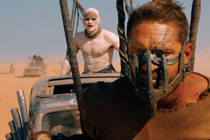 Watch 'Mad Max: Fury Road' Without the Special Effects