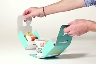 McDonalds Introduces Bike-Friendly Drive Through Packaging