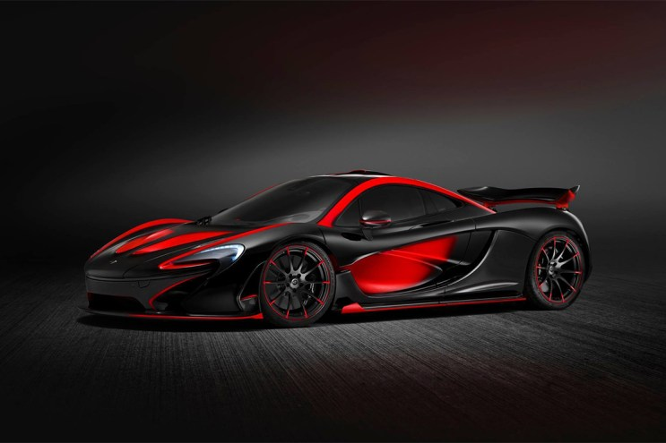 "McLaren Special Operations P1 ""Devil"""