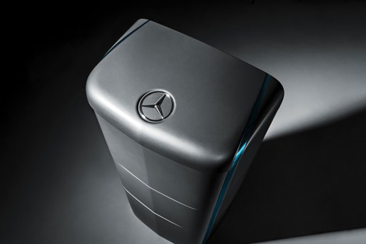 Mercedes-Benz Introduces a Home Battery of Its Own