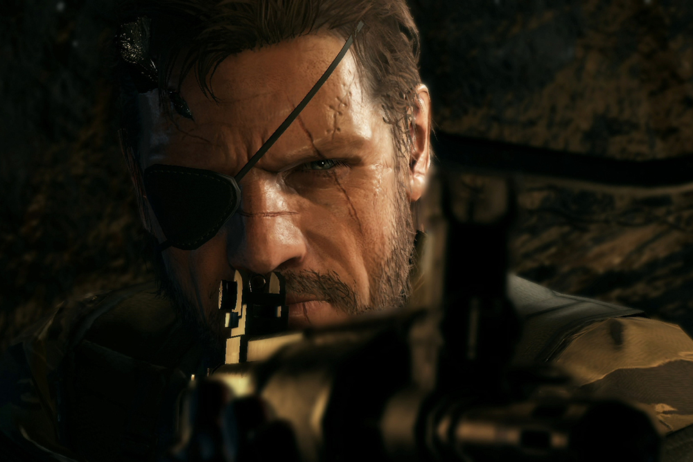 'Metal Gear Solid V: The Phantom Pain' E3 2015 Trailer