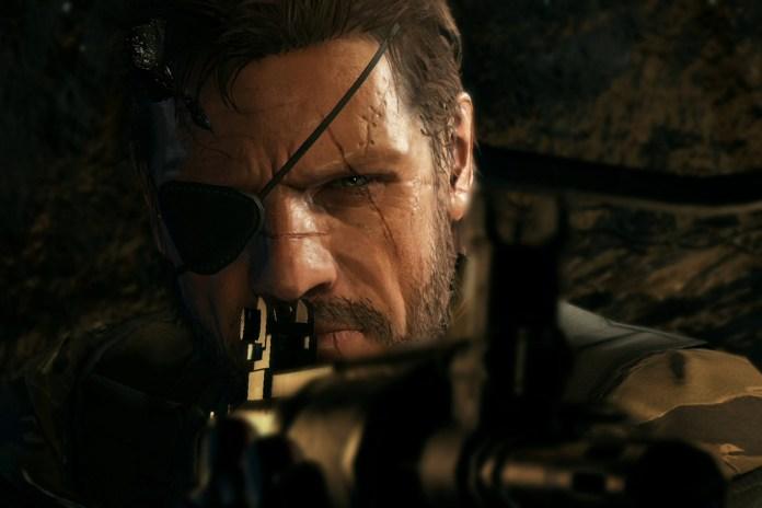 'Metal Gear Solid V: The Phantom Pain' E3 2015 Trailer