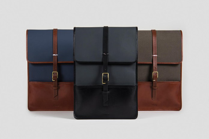 Miansai Launches Luxury Bag Line
