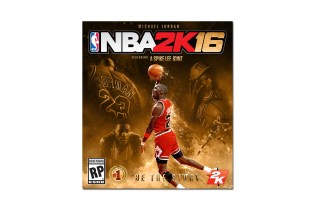 Michael Jordan to Grace the Cover of NBA 2K16's Special Edition