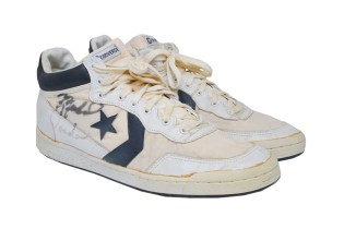 Michael Jordan's 1984 Olympic Sneakers Are up for Auction