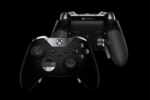 Microsoft Unveils New Xbox One Elite Wireless Controller