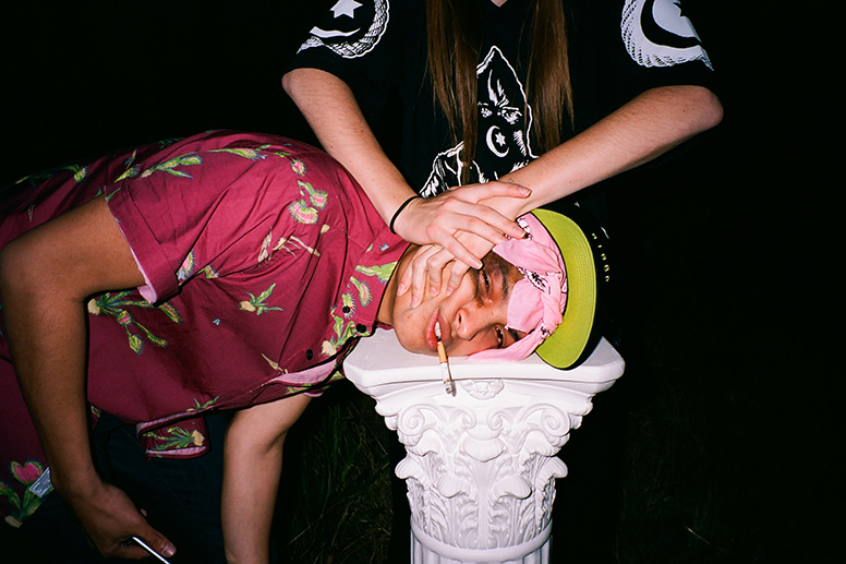 Mishka 2015 Summer Lookbook by Pretty Puke