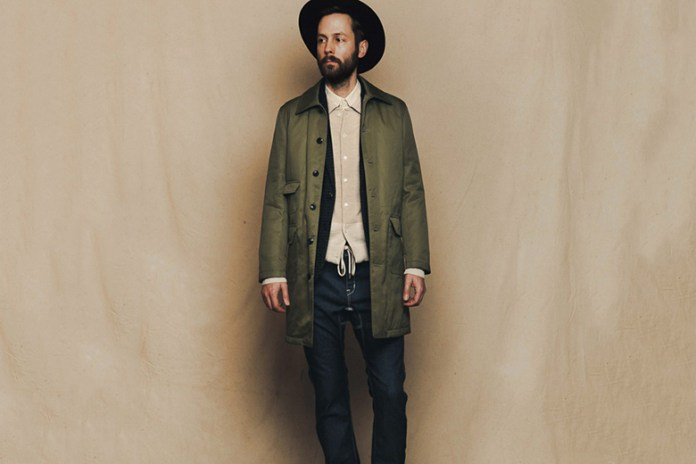 MR.OLIVE 2015 Fall/Winter Lookbook