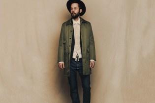 MR.OLIVE 2015 Fall/Winter Lookbook