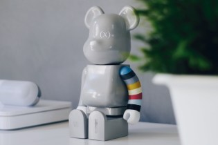 (multee)project x Medicom Toy 400% Bearbrick Custom by Tony Chen