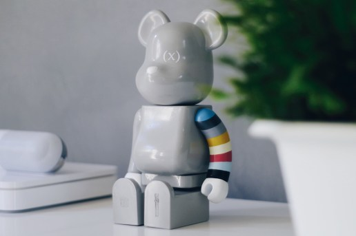 (multee)project x Medicom Toy 400% Bearbrick Custom by Tony Chen