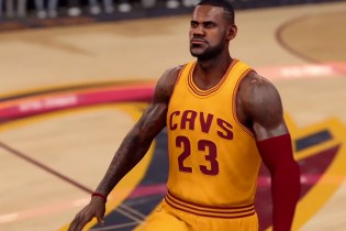 "'NBA Live 16' Official ""First Look"" Trailer"