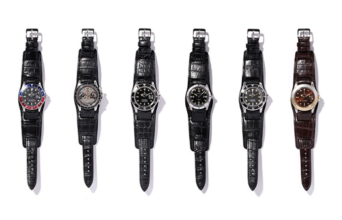 NEIGHBORHOOD x Porter x One Minute Gallery Watch Collection