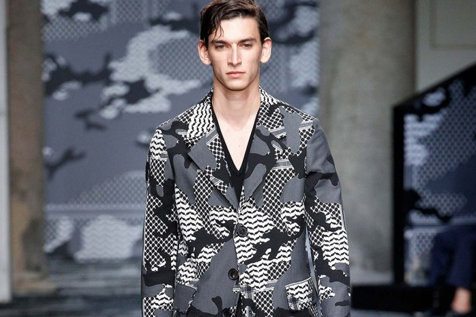 Neil Barrett 2016 Spring/Summer Collection
