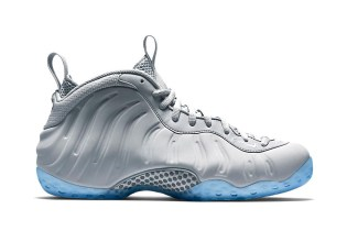 "Nike Air Foamposite One Suede ""Wolf Grey"""