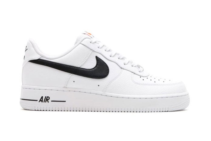 Nike Air Force 1 Low White/Black-White